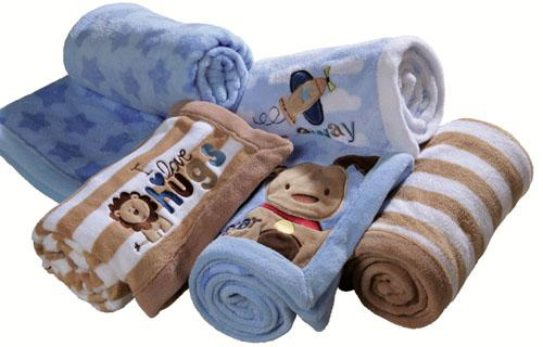 1384-Manta Fleece Microfibra Infantil 76x102 Lepper